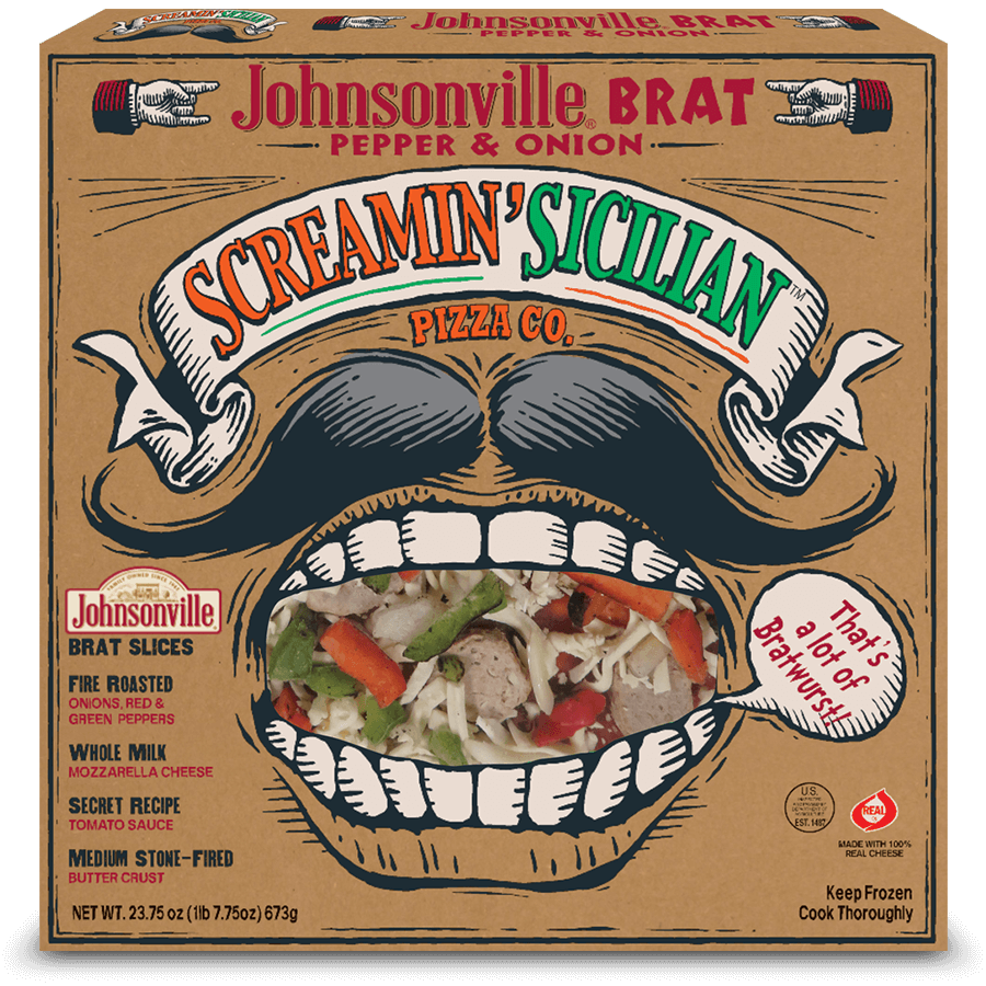 Product Image of Johnsonville Brat Pepper & Onion