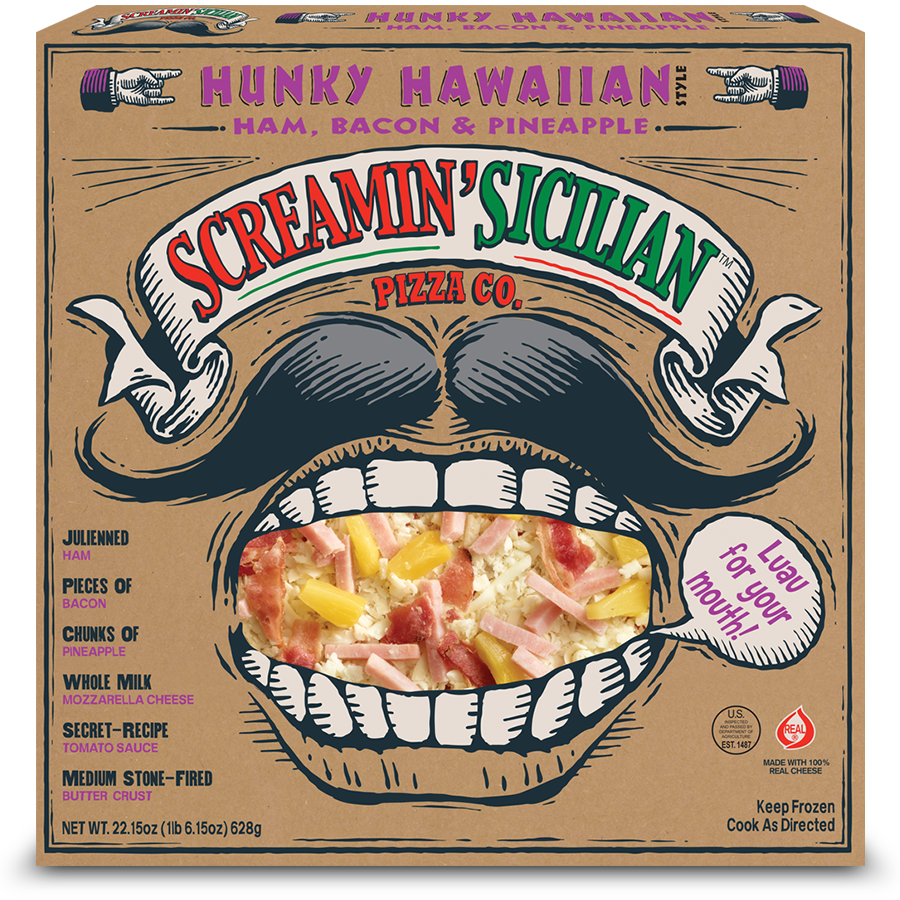 Product Image of Hunky Hawaiian