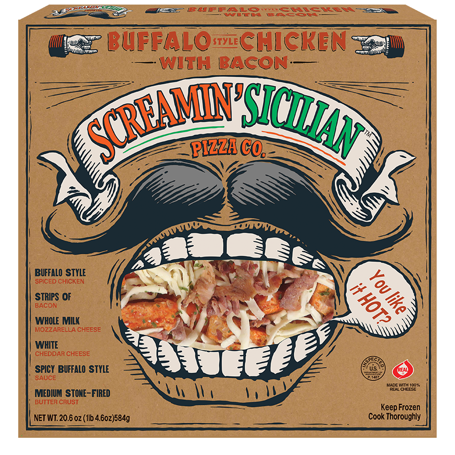 Product Image of Buffalo Style Chicken with Bacon